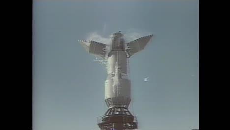 1971-Imágenes-De-La-Primera-Misión-De-La-Estación-Espacial-Soviética-Soviética