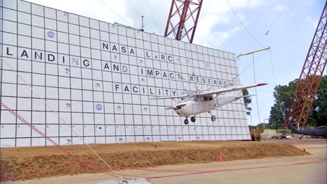 Nasa-Researchers-Crash-Test-An-Airplane-To-Improve-Safety