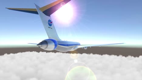 A-Nasa-Animated-Visualization-Of-A-Single-Aisle-Turboelectric-Hybrid-Electric-Conceptual-Airplane