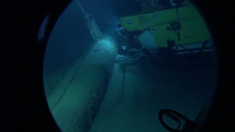 Noaa-Uses-A-Special-Submarine-To-Discover-Sunken-Japonés-Submarines-Near-Hawaii-From-World-War-Two-1