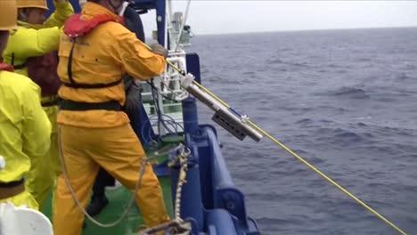 Noaa-Sea-Bouy-Mide-La-Acidez-En-Los-Océanos-Debido-Al-Cambio-Climático-Global