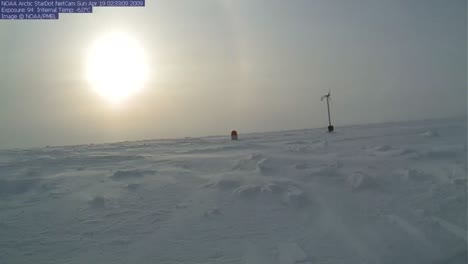 Tomas-De-Lapso-De-Tiempo-De-Noaa-De-Acumulación-De-Hielo-Y-Nieve-En-El-ártico