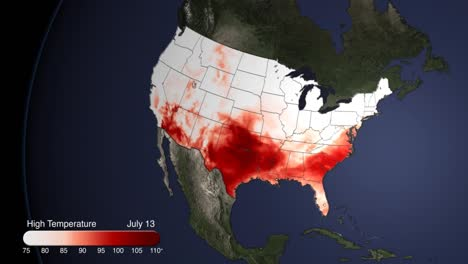 An-Animated-Map-Visualization-Shows-A-Heat-Wave-Striking-The-Us-In-2012