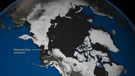 A-Animated-Map-Of-The-Globe-Shows-Sea-Ice-Formation-In-The-Arctic-In-2017