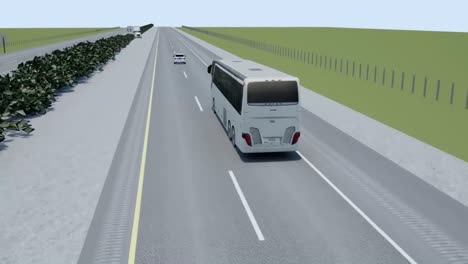 Animated-Visualization-Of-A-Bus-Truck-Collision-On-A-Major-Highway