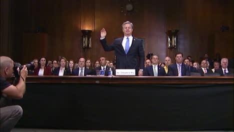 FBI-Direktor-Christopher-Wray-Sagt-Vor-Unserem-Kongress-Aus