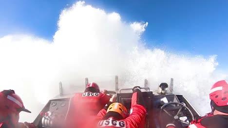Coast-Guard-Station-Golden-Gate-Conducts-Surf-Training-In-Small-Boat-Near-San-Francisco-California-1