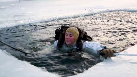 Us-Marines-Conduct-Polar-Icebreaking-Drills-During-Coldweather-Training-In-Setermoen-Norway-And-Fall-Intentionally-Into-Freezing-Cold-Water-4