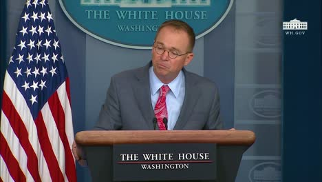 Acting-White-House-Chief-Of-Staff-Mick-Mulvaney-Admits-To-Withholding-Aid-To-Ukraine-At-A-Press-Conference-During-The-Trump-Ukraine-Scandal