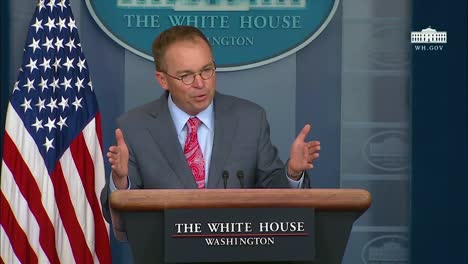 Acting-White-House-Chief-Of-Staff-Mick-Mulvaney-Admits-To-Withholding-Aid-To-Ukraine-At-A-Press-Conference-During-The-Trump-Ukraine-Scandal-1