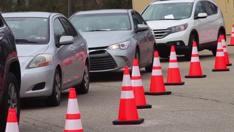 Covid19-Coronavirus-Patients-Are-Tested-At-A-Drive-Thru-Clinic-In-Pennsylvania-2
