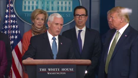 Vice-President-Mike-Pence-Urges-Construction-Companies-To-Donate-Industrial-Masks-To-Hospitals-During-The-Covid19-Coronavirus-Crisis