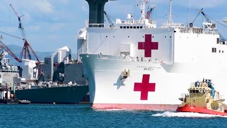 Us-Navy-Hospital-Ship-Mercy-Is-Activated-To-Fight-The-Coronavirus-Covid19-Virus-Outbreak-8
