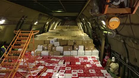Allied-Airlift-Delivers-Medical-Supplies-In-Europe-Including-Masks-During-Covid19-Coronavirus-Emergency-Epidemic-Outbreak-1