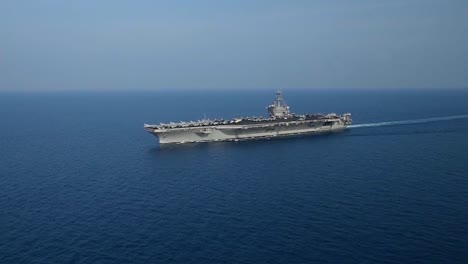 The-Deadly-Coronavirus-Coronavid19-Breaks-Out-On-The-Uss-Theodore-Roosevelt-Aircraft-Carrier-At-Sea-During-The-Pandemic-Epidemic-2