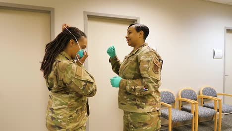 Corona-Virus-Covid19-Medical-Professionals-From-The-116Th-Air-Control-Wing-Georgia-Air-National-Guard-Prepare-To-Deploy-To-Regional-Medical-Facilities-Throughout-Georgia-During-The-Pandemic-Emergency