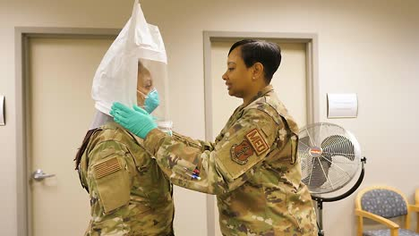 Corona-Virus-Covid19-Medical-Professionals-From-The-116Th-Air-Control-Wing-Georgia-Air-National-Guard-Prepare-To-Deploy-To-Regional-Medical-Facilities-Throughout-Georgia-During-The-Pandemic-Emergency-1