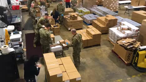 Time-Lapse-Warehouses-Deliver-Goods-To-Maintain-Supply-Chain-Economics-During-The-Coronavirus-Covid19-Epidemic