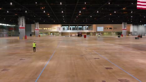 Good-Aerial-Shots-Of-An-Emergency-Hospital-Constructed-At-Mccormick-Convention-Center-In-Chicago-During-Coronavirus-Covid19-Emergency-Outbreak-Epidemic-2
