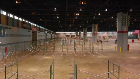 Good-Aerial-Shots-Of-An-Emergency-Hospital-Constructed-At-Mccormick-Convention-Center-In-Chicago-During-Coronavirus-Covid19-Emergency-Outbreak-Epidemic-3