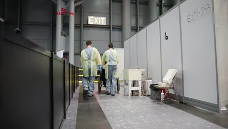 New-York-Coronavirus-Covid19-Patients-Are-Treated-At-The-Javits-Convention-Center-During-The-Pandemic-Epidemic-Outbreak-1