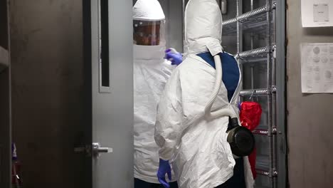 The-Battelle-Ccds-Critical-Care-Decontamination-System-Is-Tested-For-Decontaminating-Surgical-Masks-During-The-Coronavirus-Covid19-Pandemic-Outbreak-2