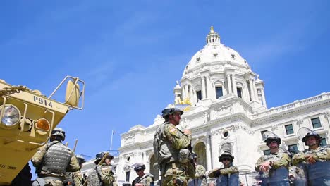 Minnesota-National-Guard-Troops-Mobilize-To-Protect-People-And-Property-During-Unrest-And-Rioting-Following-Murder-Of-Geroge-Floyd-1