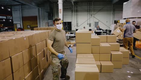 New-York-National-Guard-Soldiers-Assemble-Covid19-Testing-Kits-For-Nursing-Homes-In-New-York-State-1