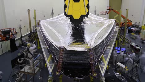 Live-Action-And-Animation-Of-the-James-Webb-Space-Telescope-Assembly-And-Mission-1