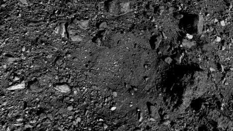 Metraje-De-La-Misión-Osirisrex-Vigilancia-De-Bajo-Nivel-Del-Sitio-De-Muestreo-Del-Ruiseñor