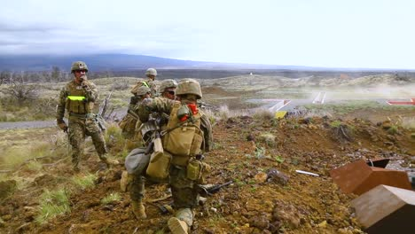 Us-Marines-With-the-3Rd-Marine-Regiment-Conduct-A-Platoon-Supported-Attack-At-Pohakuloa-Training-Area-Hawaii-1