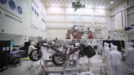 Lapso-De-Tiempo-De-Algunas-De-Las-Pruebas-Realizadas-En-La-Nasa-Jpl-Y-Cal-Tech-Perserverance-Rover-Con-Destino-A-Marte