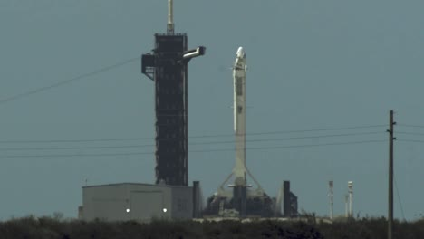 Nasa-And-Space-X-Demo-2-Launch-Americans-Into-Space-From-Cape-Canaveral-Air-Force-Station-Florida-2