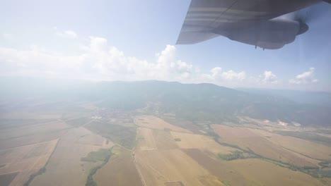 Us-Air-Force-C130J-Super-Hercules-Aircraft-Transports-Bulgarian-Parajumpers-At-Cheshnegirovo-Drop-Zone-Bulgaria-1