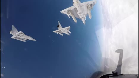 French-Air-Force-Mirage-2000-Fighter-Aircraft-Fly-In-Support-Of-Nato-Air-Policing-Missions-In-Estonia-3