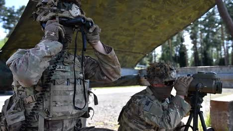 Us-Army-Paratroopers-Assigned-To-173Rd-Airborne-Brigade-Conduct-Mortar-Training-Field-Exercises-Grafenwoehr-Germany-5