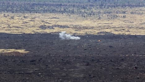 Us-Marines-Fly-Helicopters-And-Fire-Mortars-During-A-Combinedarms-Fire-Support-Exercise-Pohakuloa-Hawaii