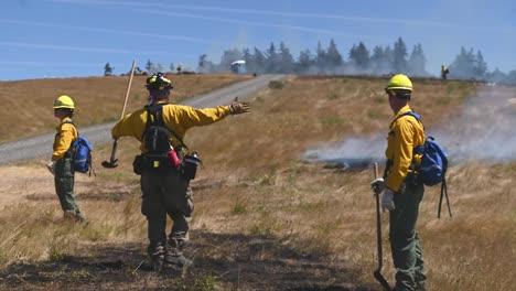 Oregon-National-Guardsmen-Complete-Wildland-Brush-Fire-Firefighter-Training-To-Earn-their-ñred-Card—-Salem-Oregon-1