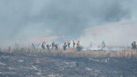 Oregon-National-Guardsmen-Complete-Wildland-Brush-Fire-Firefighter-Training-To-Earn-their-ñred-Card—-Salem-Oregon-2