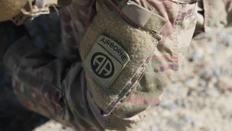 Slow-Motion-Us-Army-Soldiers-Infantry-Leadership-Course-Using-M240B-Machine-Guns-At-Mcguiredixlakehurst-Nj