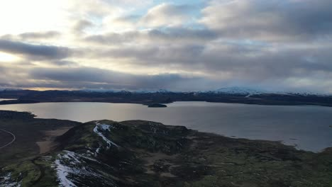 Vista-Aérea-view-at-Thingvellir-National-Park-Iceland