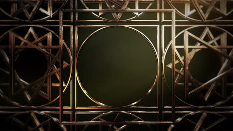 Cinematic-background-with-gold-shapes-in-Gatsby-style-and-motion-camera