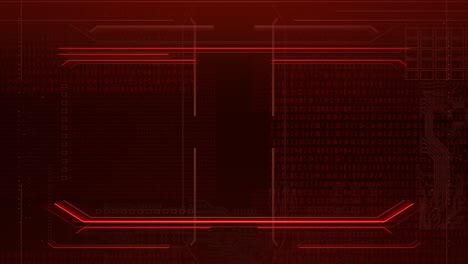 Fondo-De-Animación-Cyberpunk-Con-Números-De-Matriz-De-Computadora-Y-Cuadrícula-3