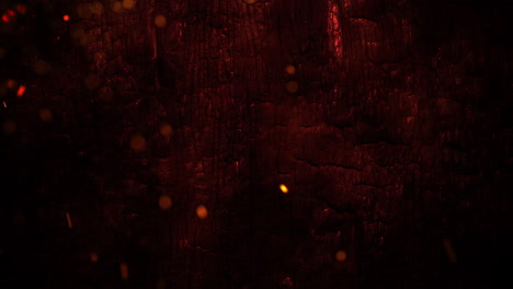 Mystical-horror-background-with-dark-blood-with-glitters-and-motion-camera-abstract-backdrop