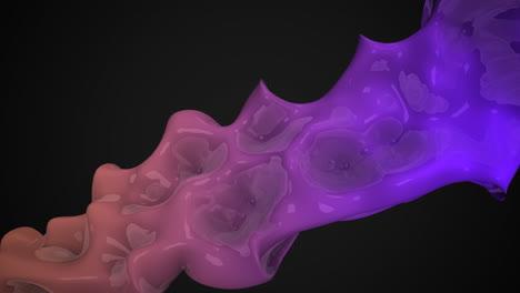 Motion-dark-purple-liquid-futuristic-shapes-abstract-geometric-background-1