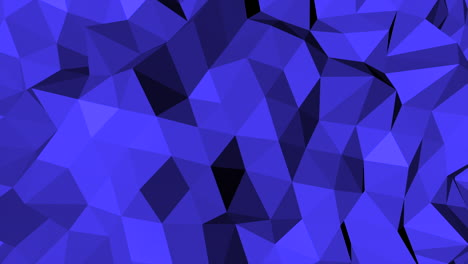 Motion-dark-blue-low-poly-abstract-background
