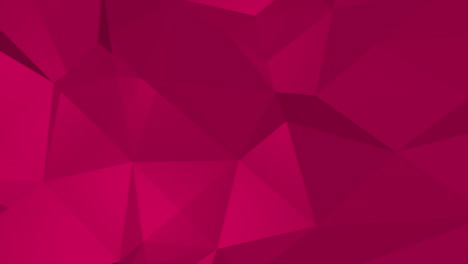 Motion-dark-red-low-poly-abstract-background
