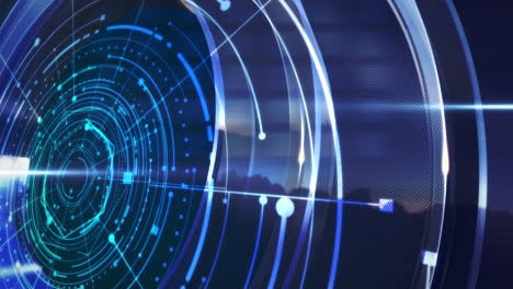 Intro-news-graphic-animation-with-lines-and-circular-shapes-abstract-background-1