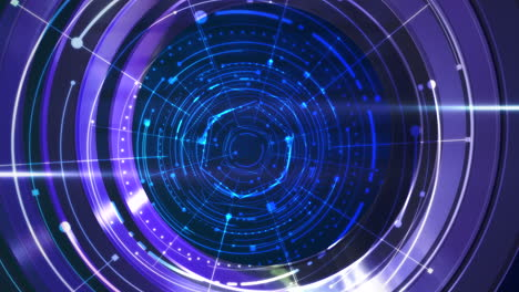 Intro-news-graphic-animation-with-lines-and-circular-shapes-abstract-background-2