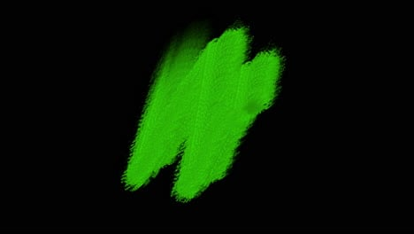 Motion-abstract-green-brushes-colourful-grunge-background-1
